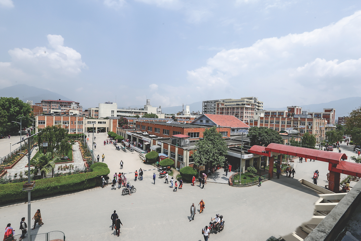 Tribhuvan University Teaching Hospital