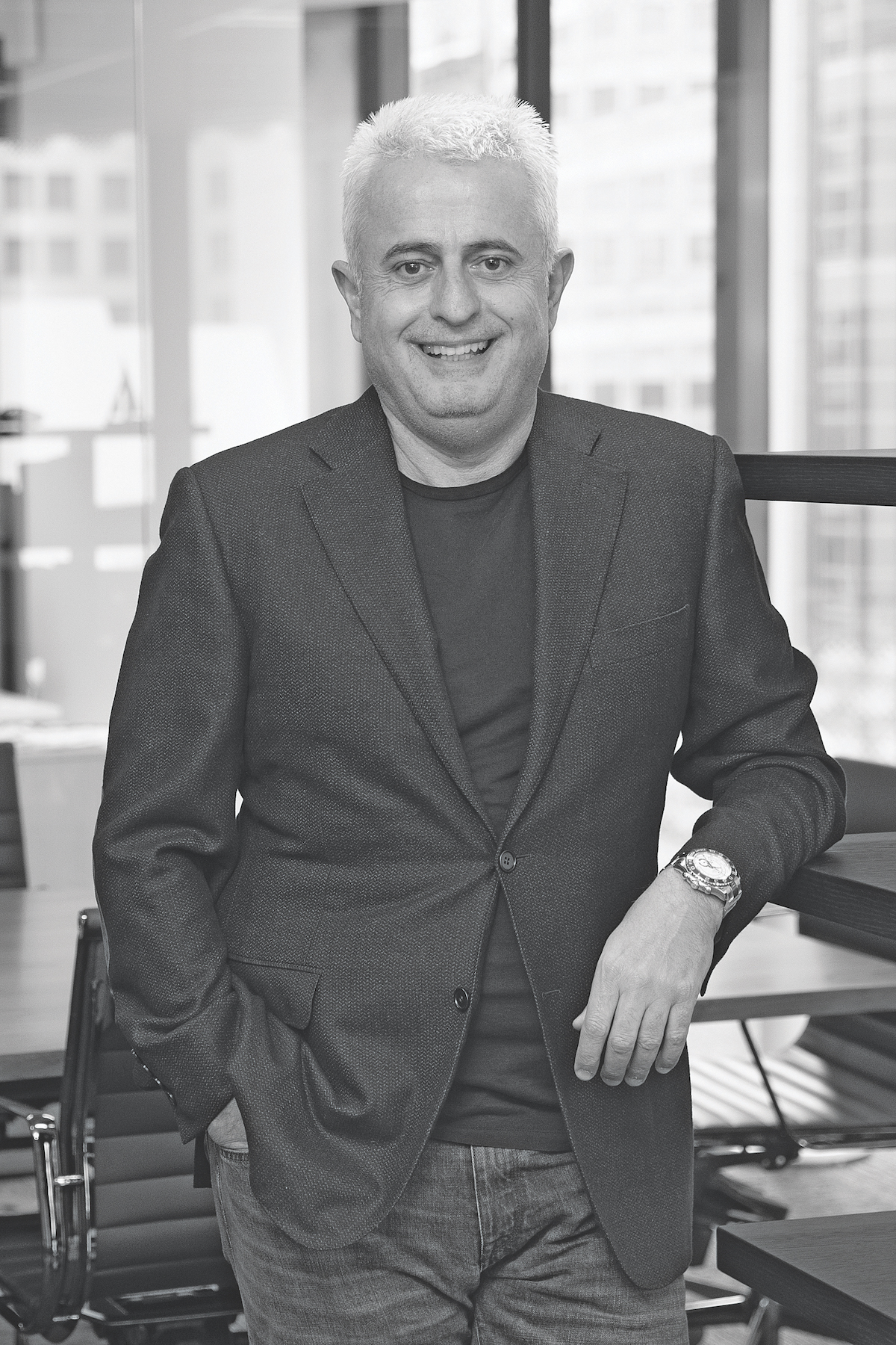 George Syrmalis Group CEO of The iQ Group Global
