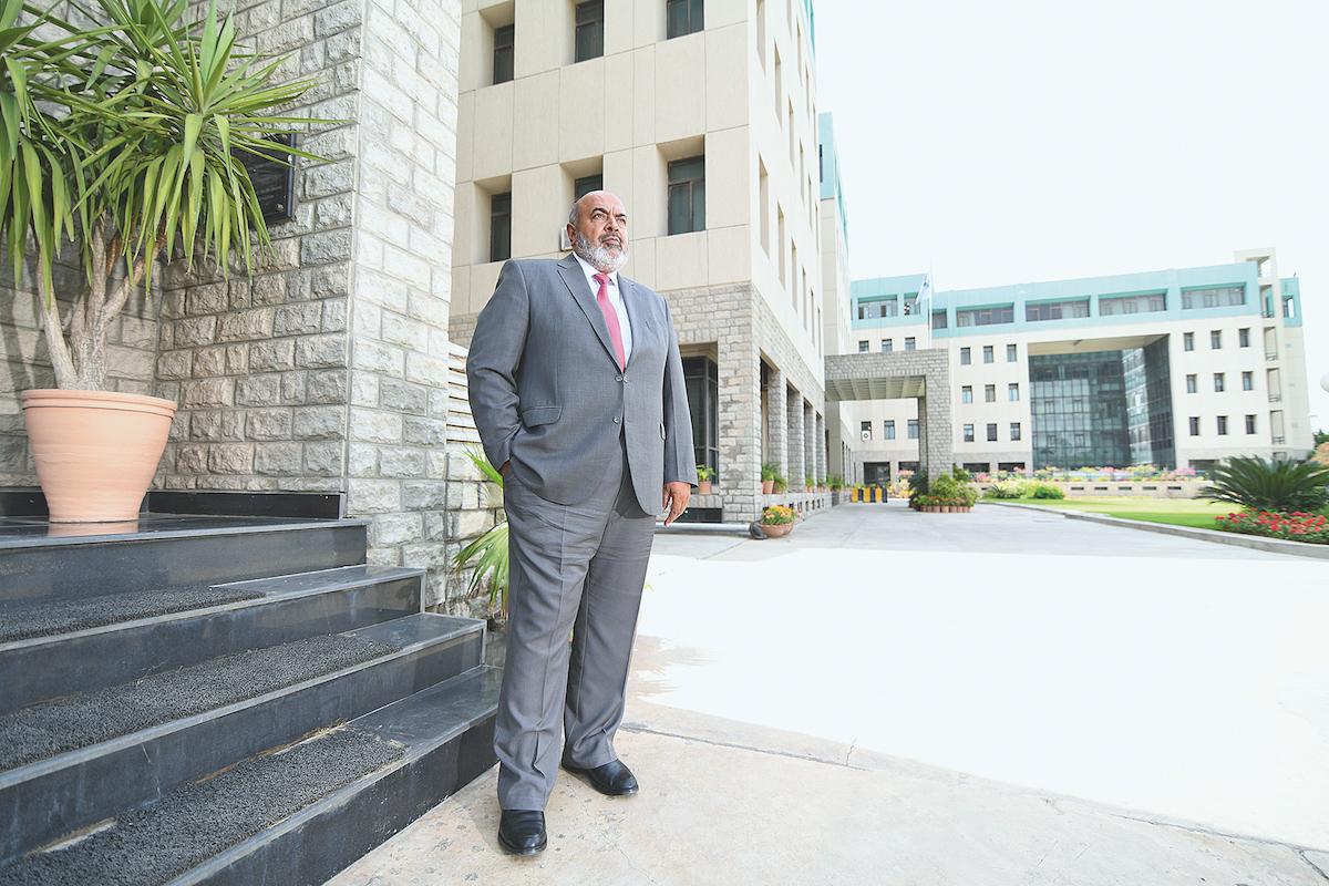 Muhammad Ahsan Mehmood, CEO of Fauji Cement Company Ltd