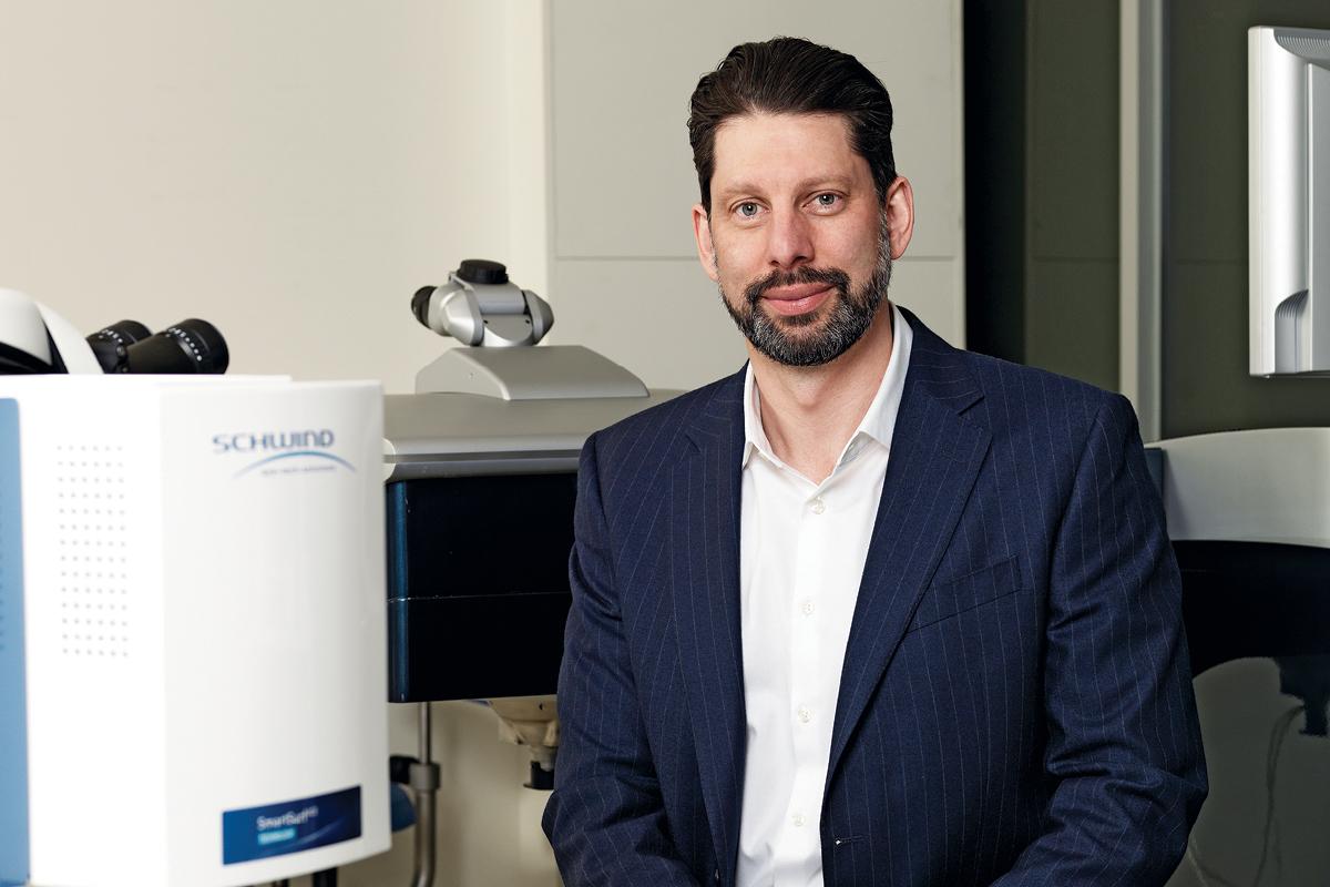 James Thiedeman CEO & Managing Director of Vision Eye Institute