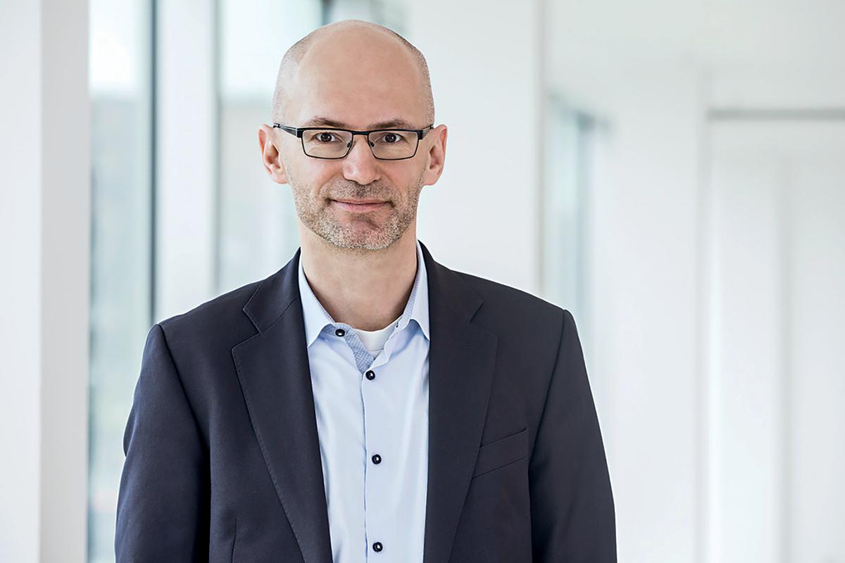 Oliver Stulz Managing Director of STULZ GmbH