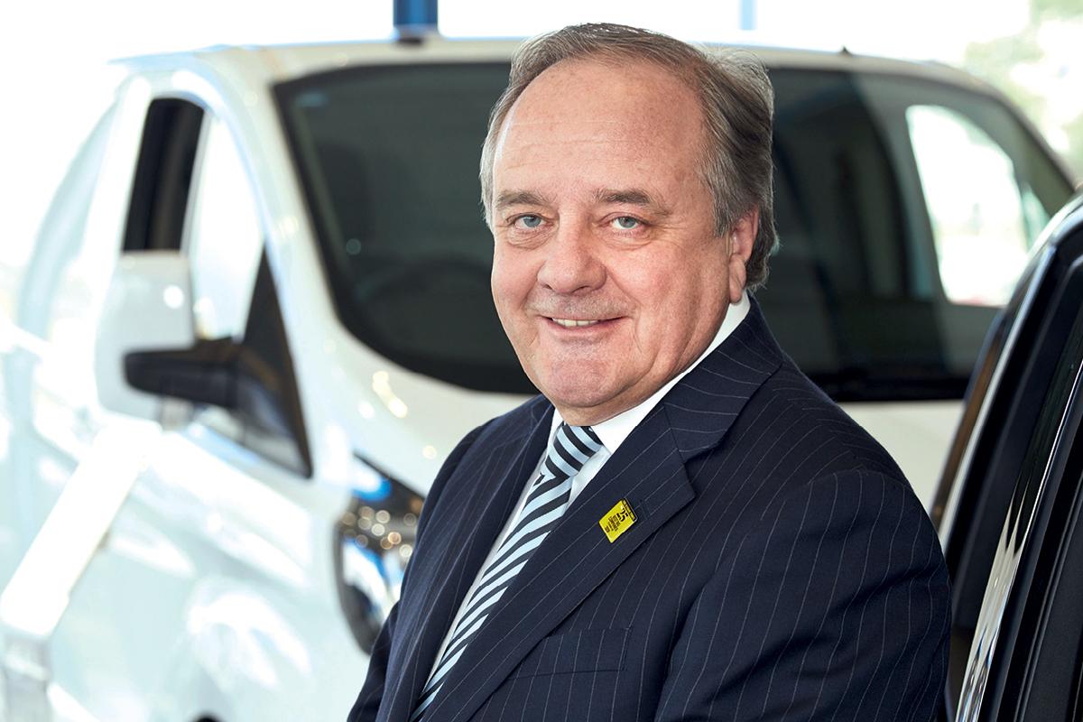 Stuart Foulds Chairman & CEO TrustFord