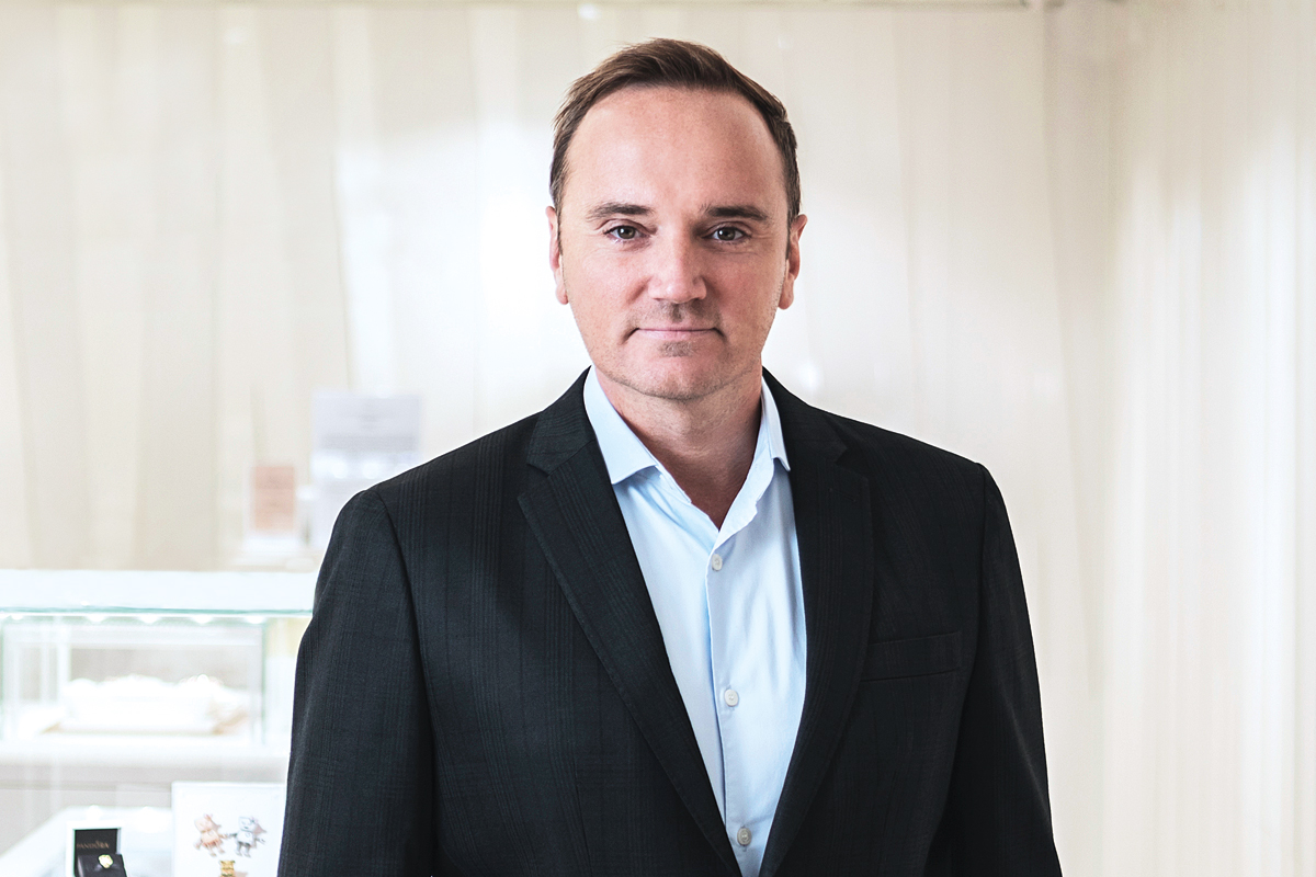 Kenneth Madsen, President of Pandora Asia–Pacific