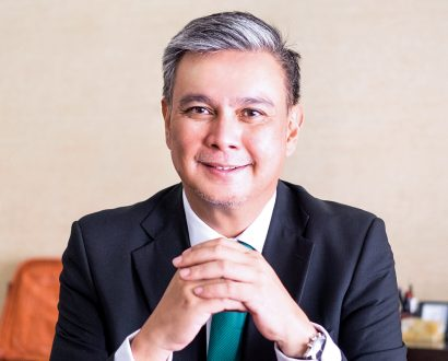 Martin Enrile, President and CIO of BPI Investment Management