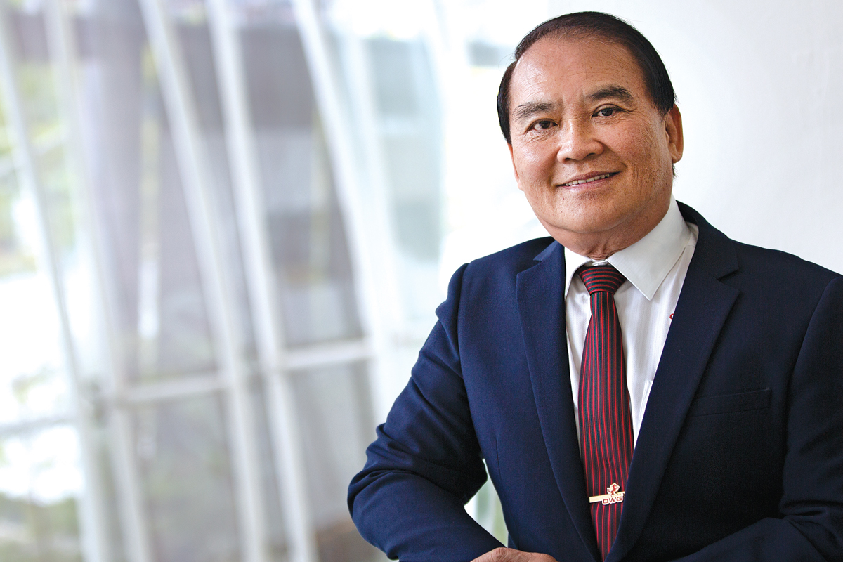 Tan Sri Richard Koh, Founder and CEO of Only World Group