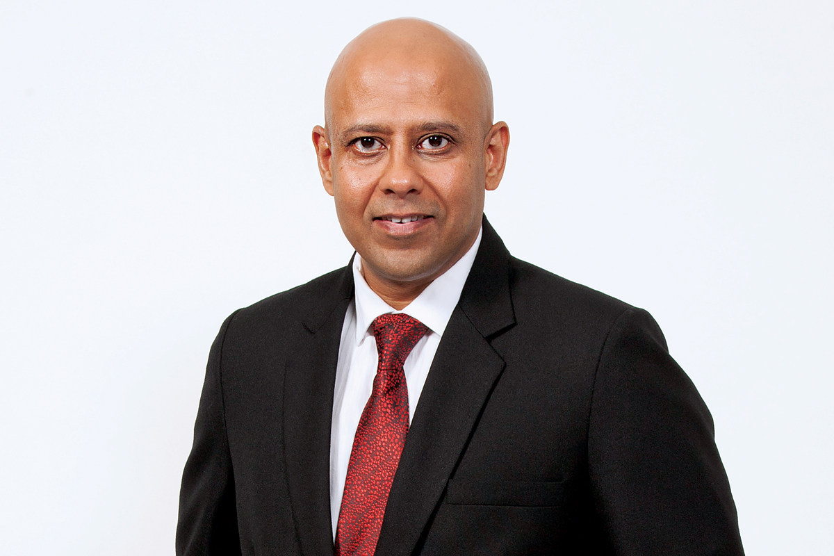 Tarang Gupta, Managing Director of Dutch Lady Milk Industries Berhad
