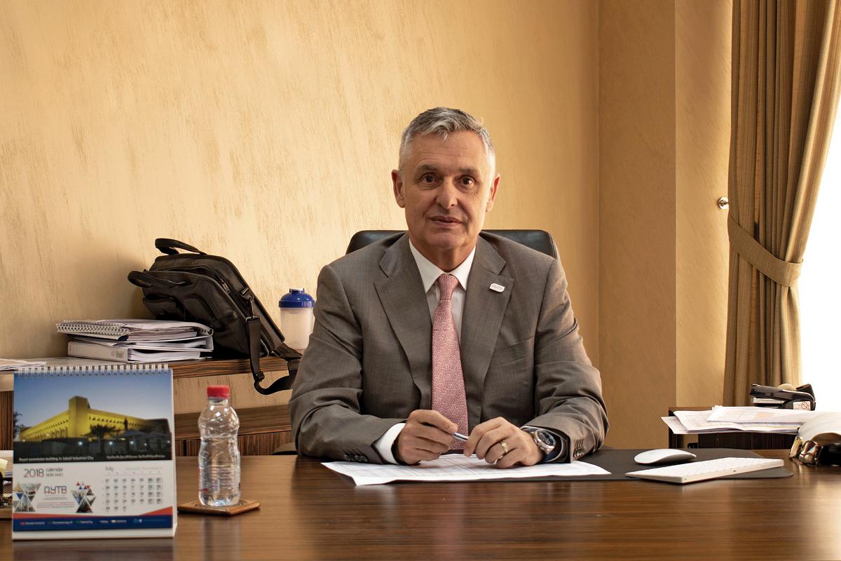 Kevin John Hudson CEO of AYTB