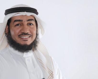 Khalid Al Shangiti, CEO of Ebttikar Technology Company