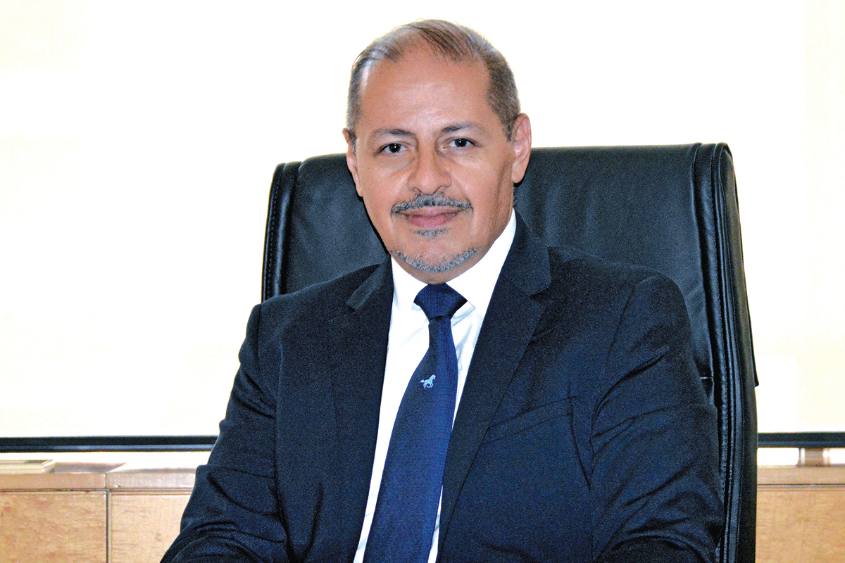 Maher Merehbi CEO of Arabian Construction Company