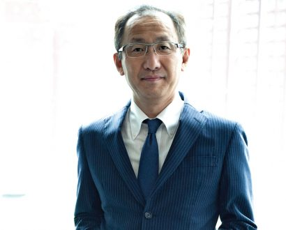 Akihiro Fukaishi President of Epson China