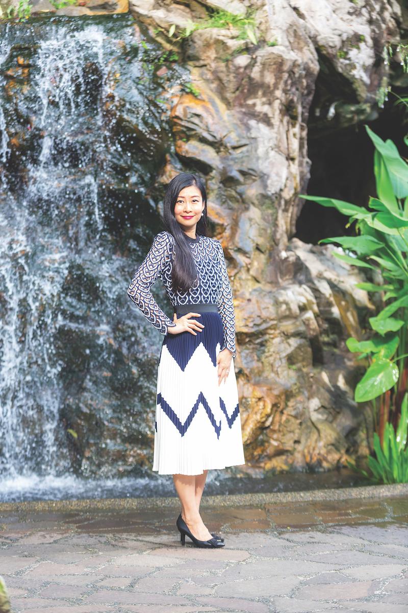 Chan Iz-Lynn CEO of BHG Retail REIT