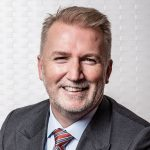 Gareth Mcallister President of LORD Corporation Asia–Pacific