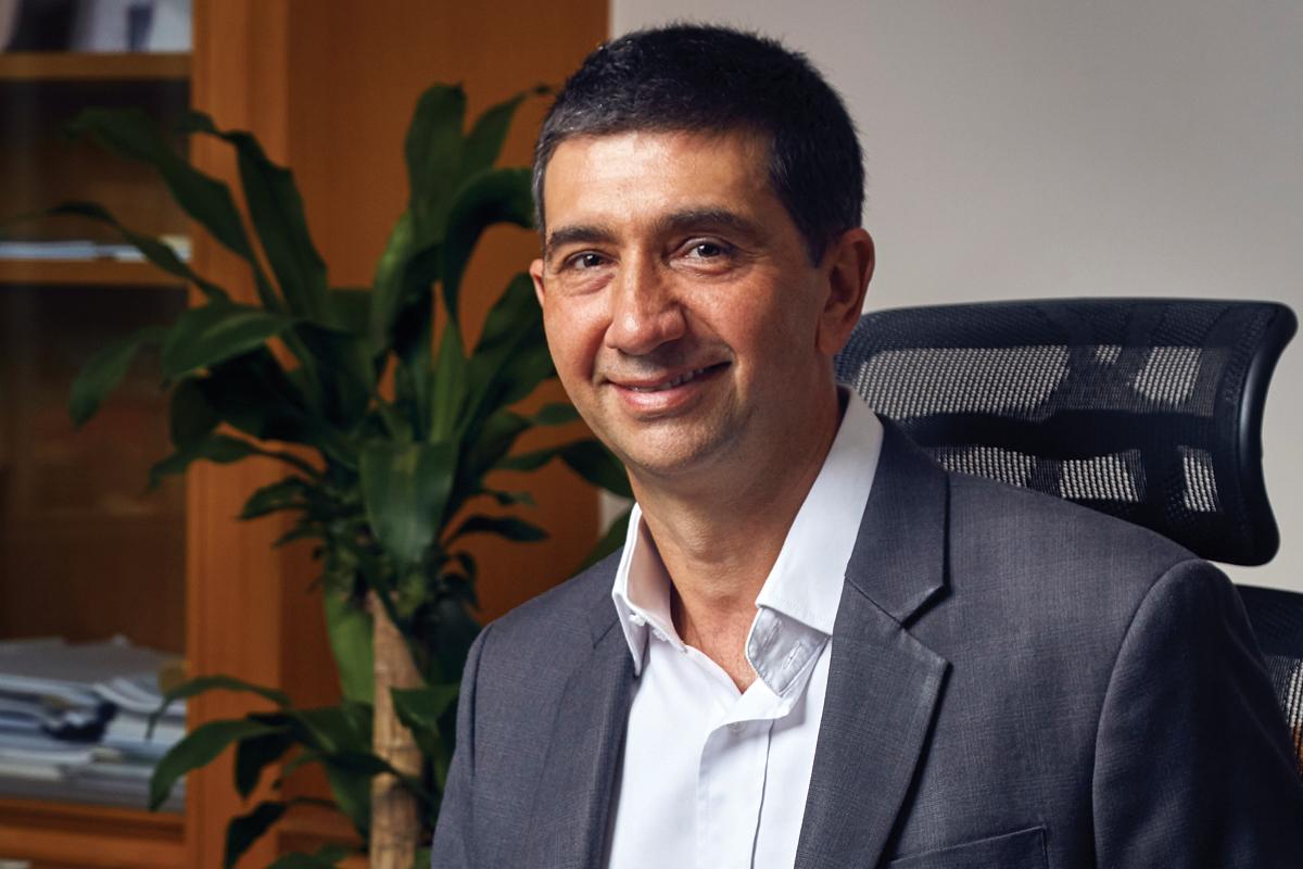 Graham Sanders CEO of Talaad Thai