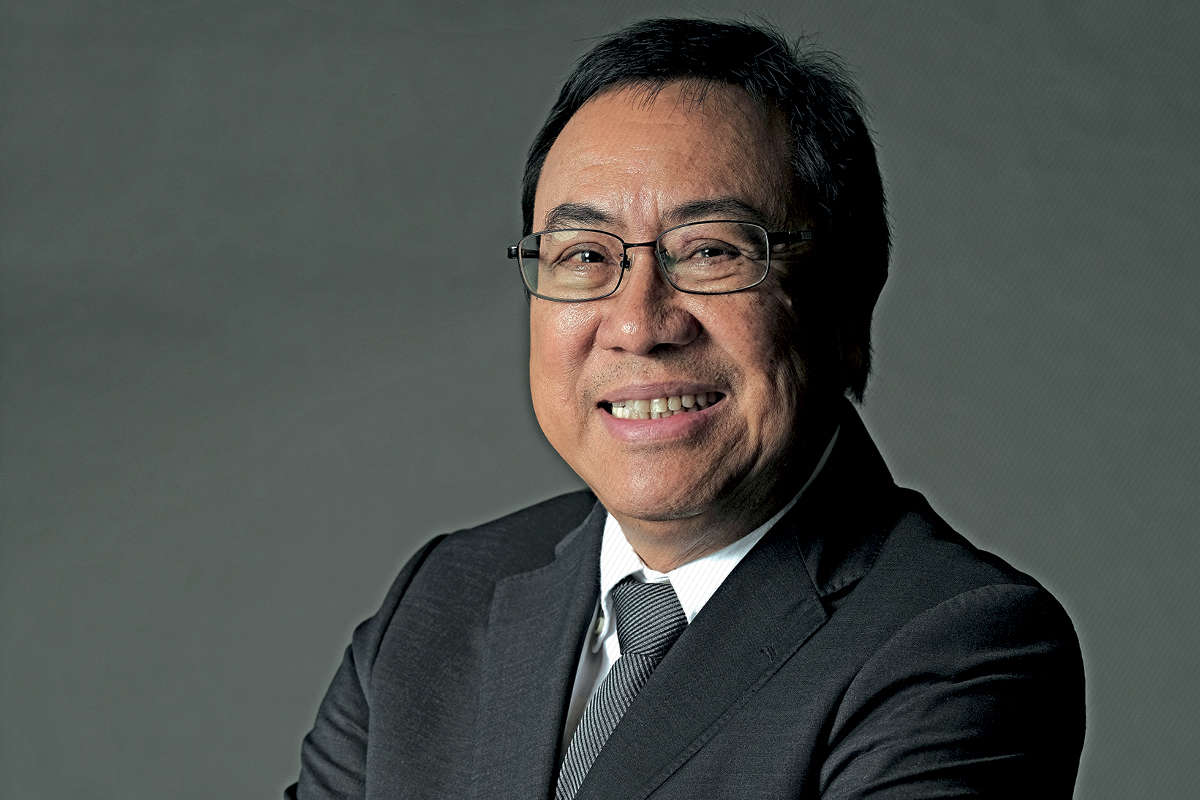 Joe Soberano III Chairman & CEO Cebu Landmasters
