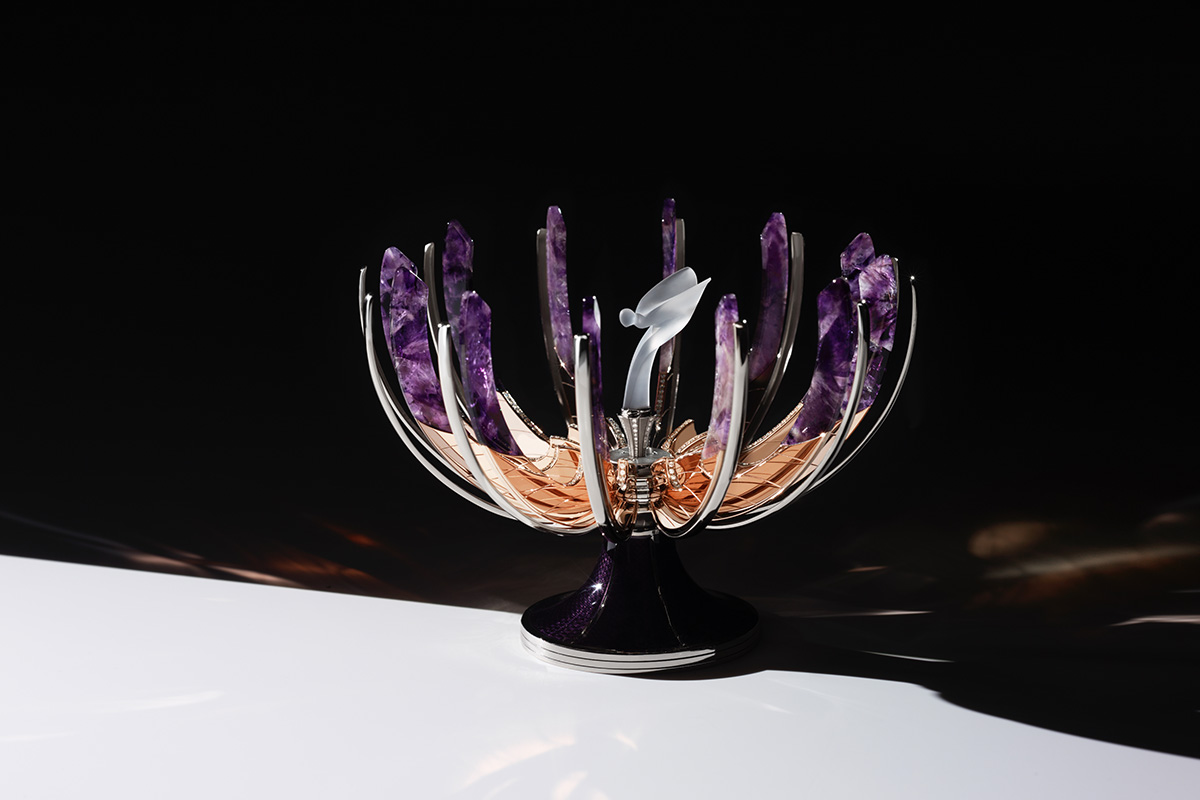 Faberge egg for Rolls-Royce