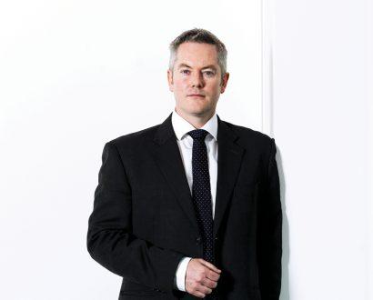 Kevin Algeo CEO of IG Australia