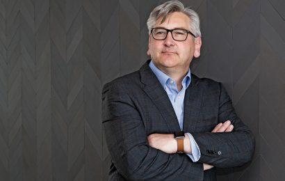Nick Connor Managing Director of Volvo Car Australia