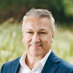 Pat McCafferty Managing Director of Yarra Valley Water