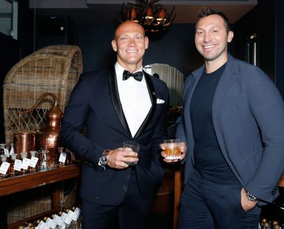 Chivas Michael Klim and Ian Thorpe