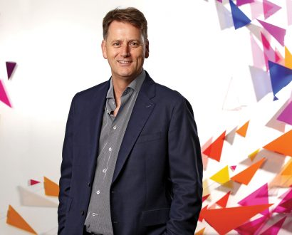 Chris Lyman CEO of Lotto New Zealand