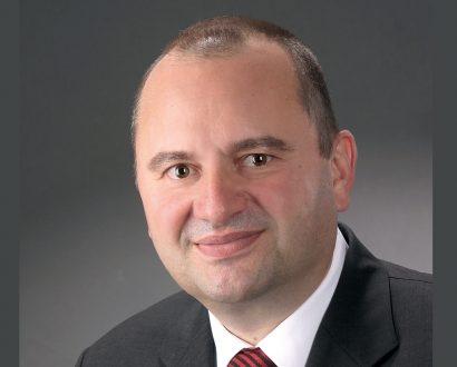 Rainer Bürkert, CEO of Würth Industry Service