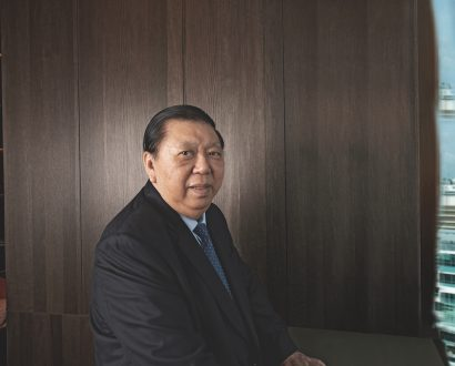 Gwee Lian Kheng Group CEO of UOL Group Limited
