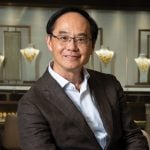 Kent Wong Managing Director of Chow Tai Fook Jewellery Group Limited
