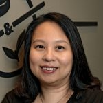Lin Chien Chien Vice President of The Coffee Bean & Tea Leaf