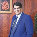 Subhash Sethi, Chairman of SPML Infra