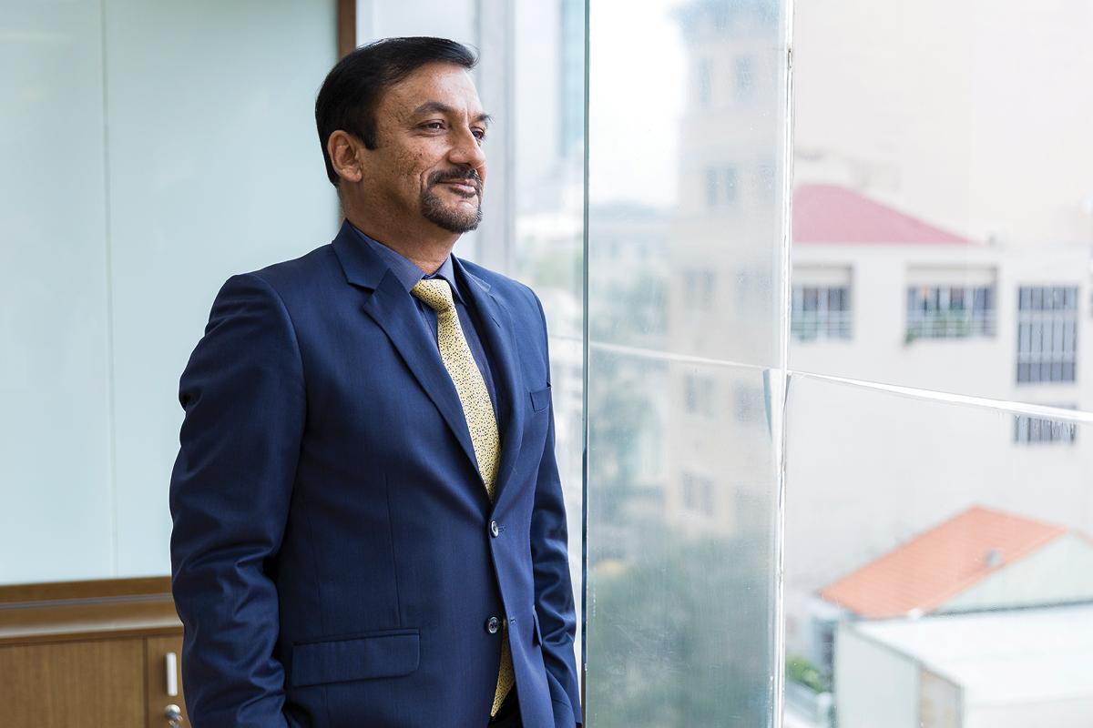 Uday Shankar Sinha CEO of Suntory PepsiCo Vietnam Beverage