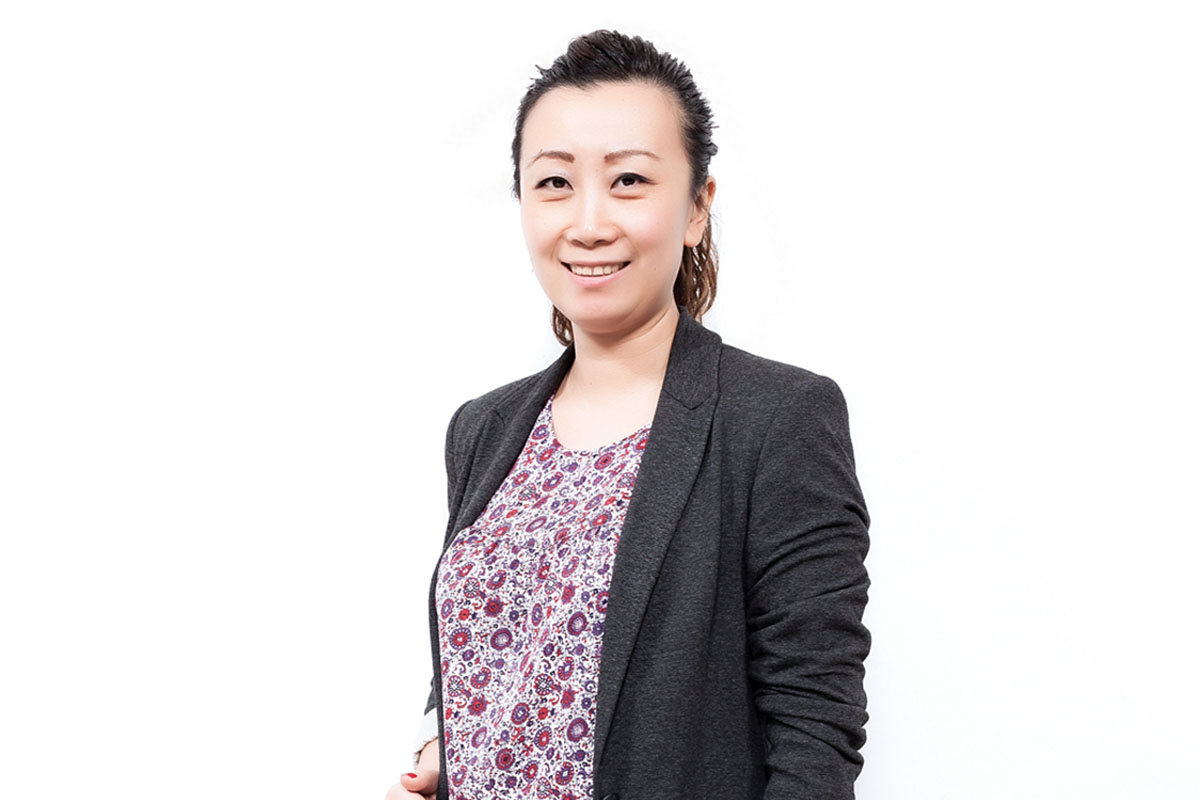 Angela Zhu Global Market Support Manager of Ikea China