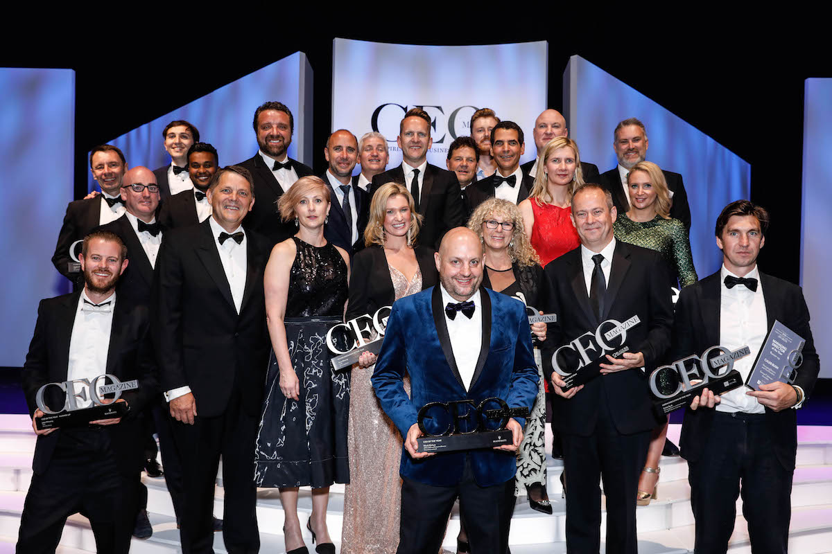Best in business: The winners in the 2018 Executive of the Year Awards