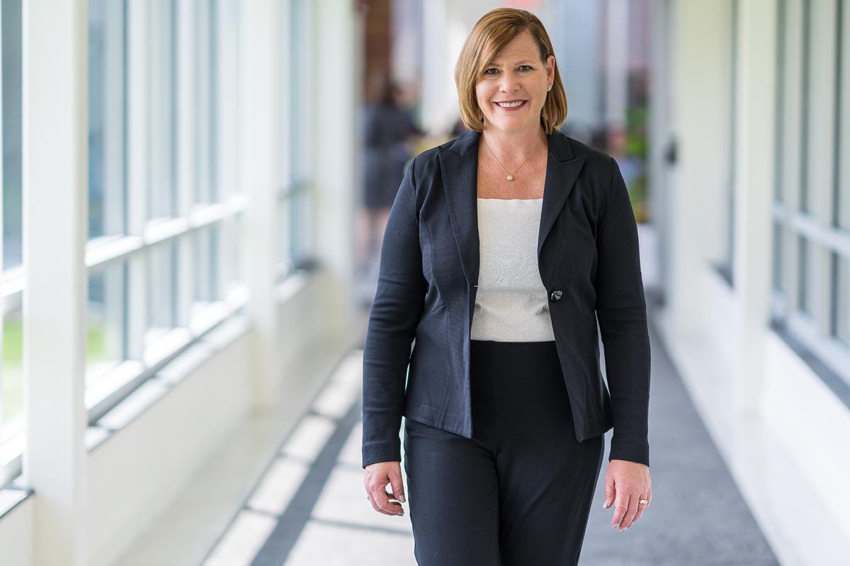 Dawn Zier CEO of Nutrisystem