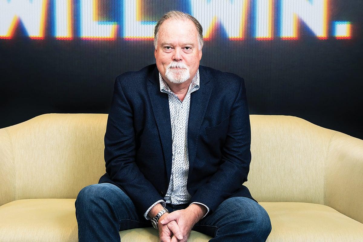 Len Short CEO Lotlinx