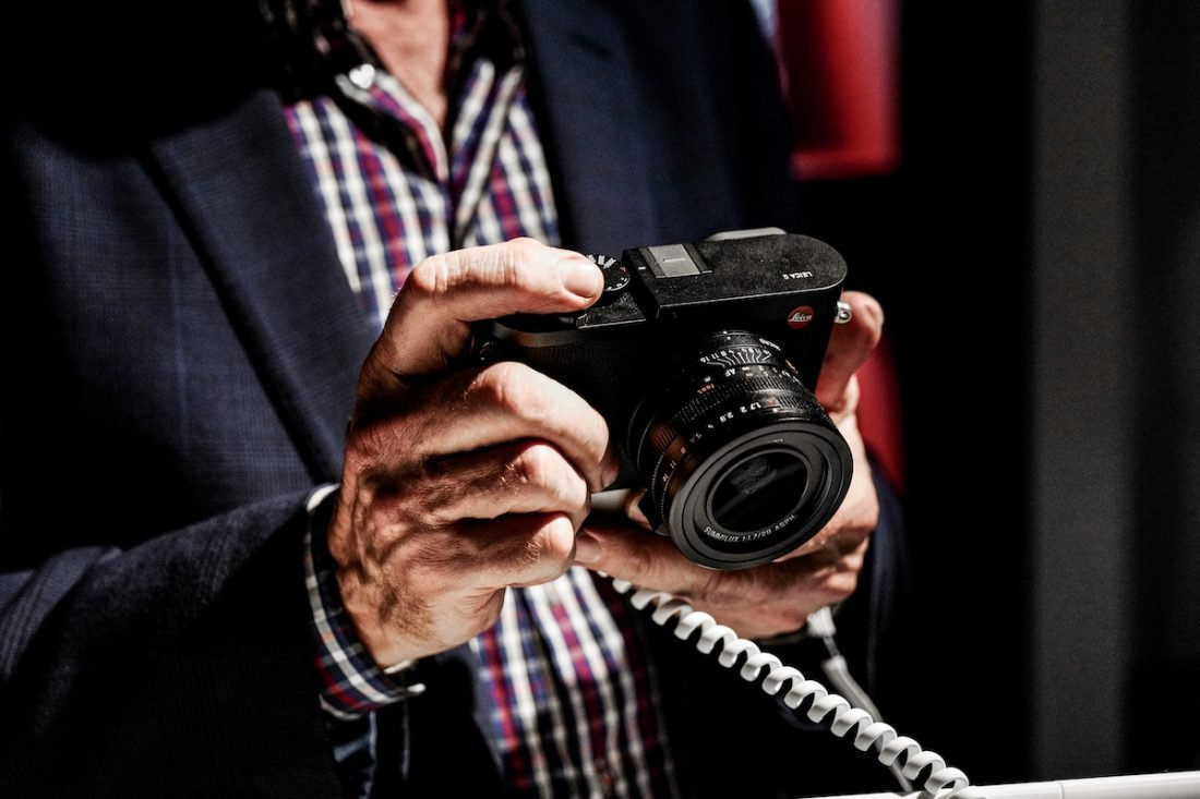 Leica opens in Melbourne