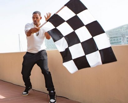 Will Smith Grand Prix Abu Dhabi