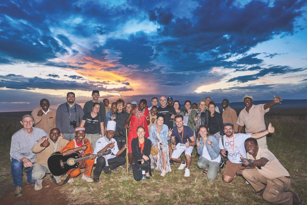 Unstoppables Africa 2018: A personal safari