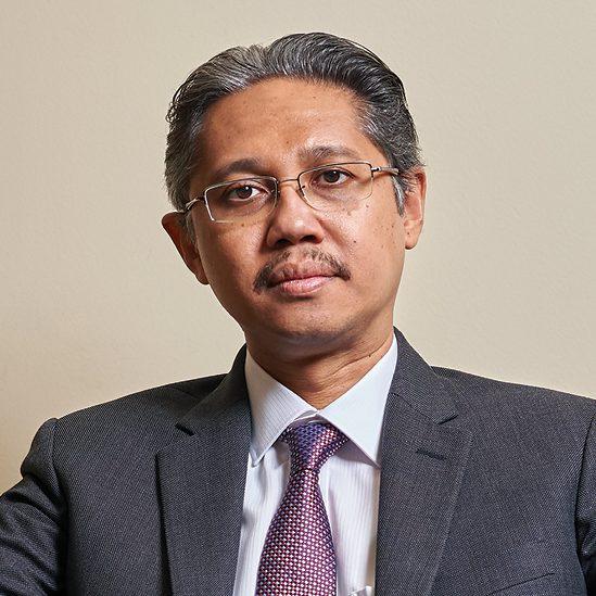 Firdaus Abdulla Ceo of SilTerra