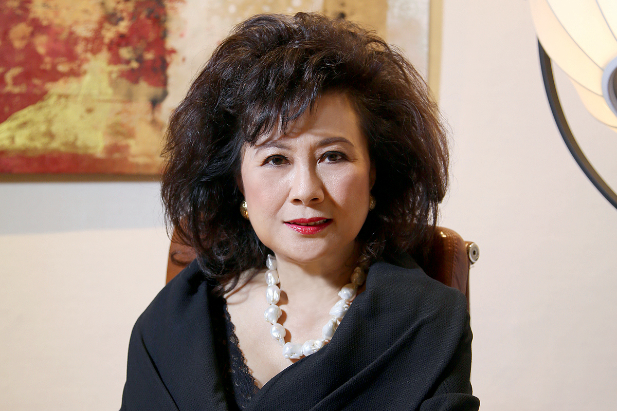 Grace Soh Managing Director of David Grace Designs International
