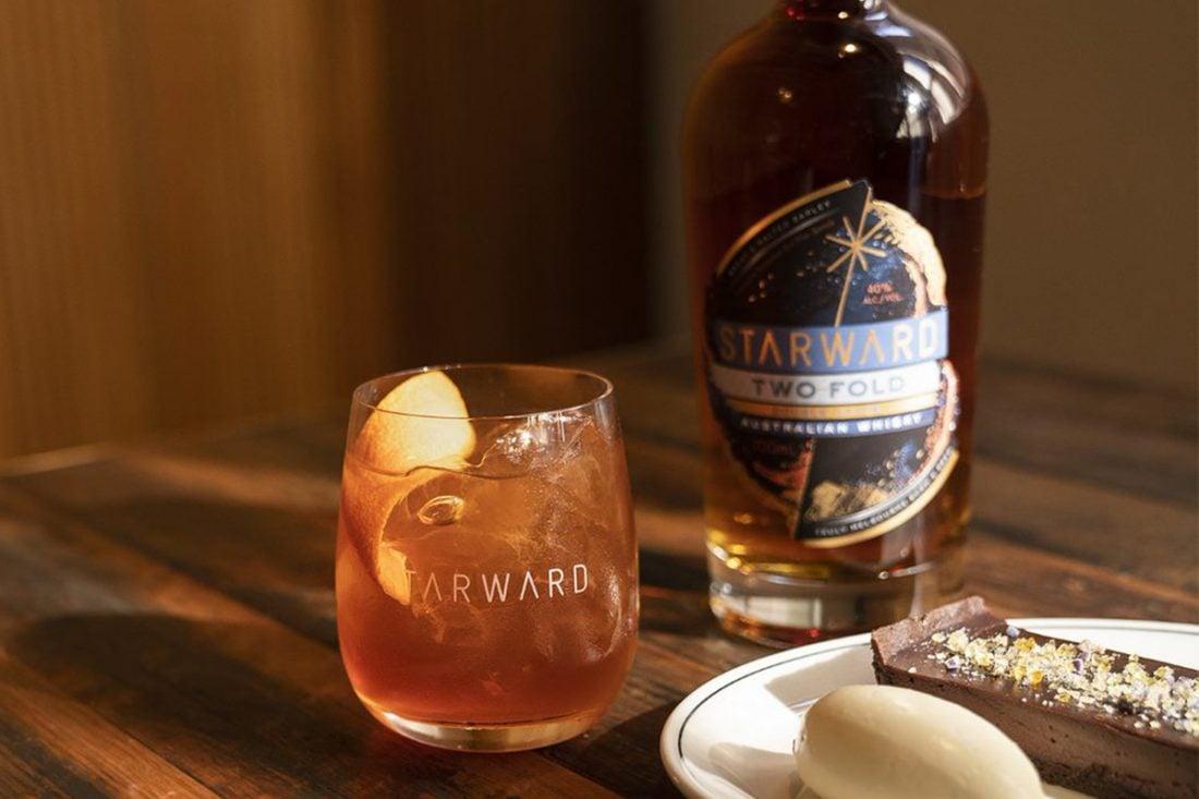 Starward new Two-Fold Whisky draws on Australia's wine-making heritage