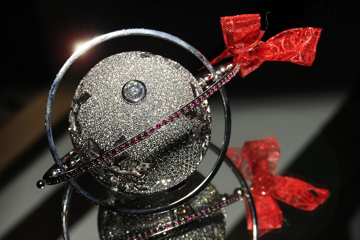 World's most expensive Christmas items