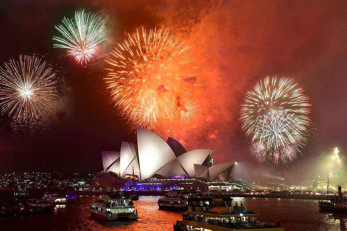 New Year's Eve Sydney, Australia