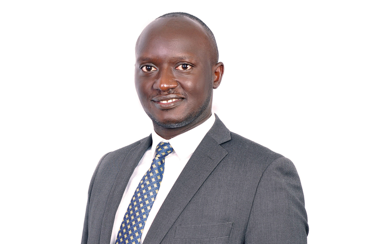 Ferdy Turasenga CEO, Executive Director & Founder of EPC Africa Group