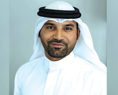 Khalid Saad CEO of Bahrain FinTech Bay