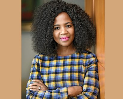 Azola Mayekiso CEO of Sanlam Investment Management