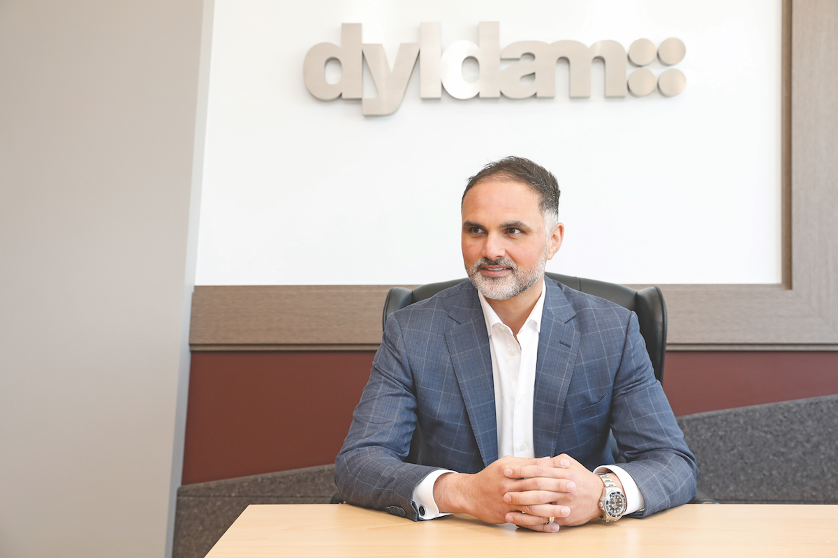 Fayad Fayad CEO of Dyldam