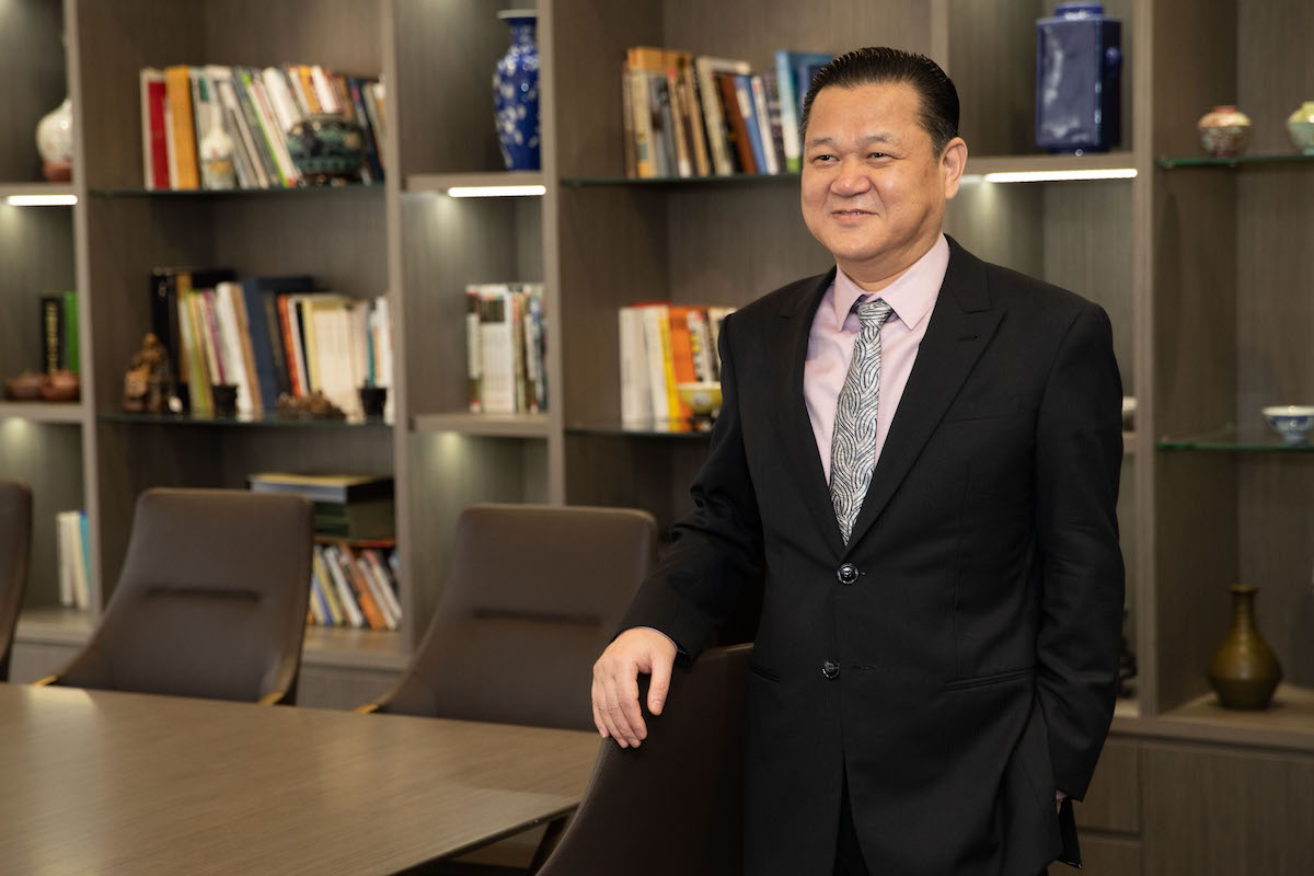 Justin Wang Managing Director of Property Investors Alliance