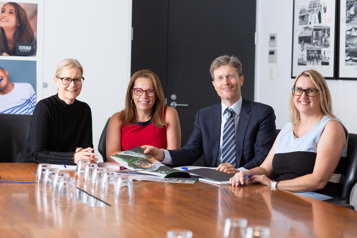 Michael Hickinbotham Managing Director Hickinbotham Group