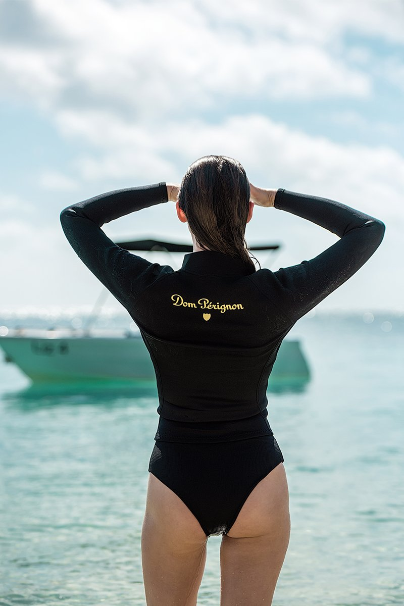 Dom Pérignon retreat at Lizard Island in the Great Barrier Reef