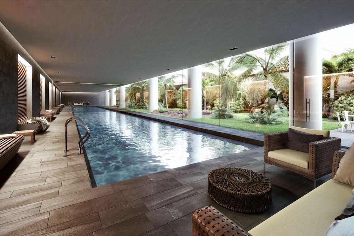 The Oppidum pool